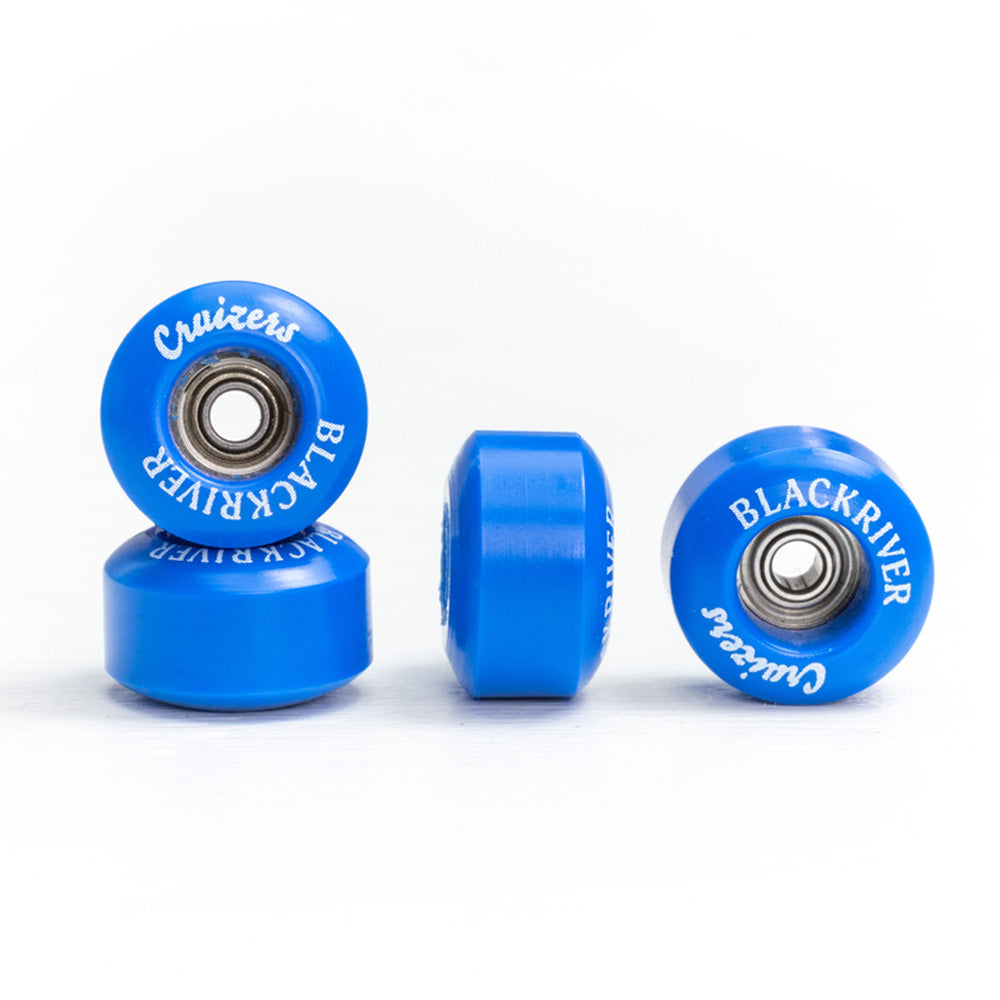 Blackriver Wheels - 'Cruizers' Blue