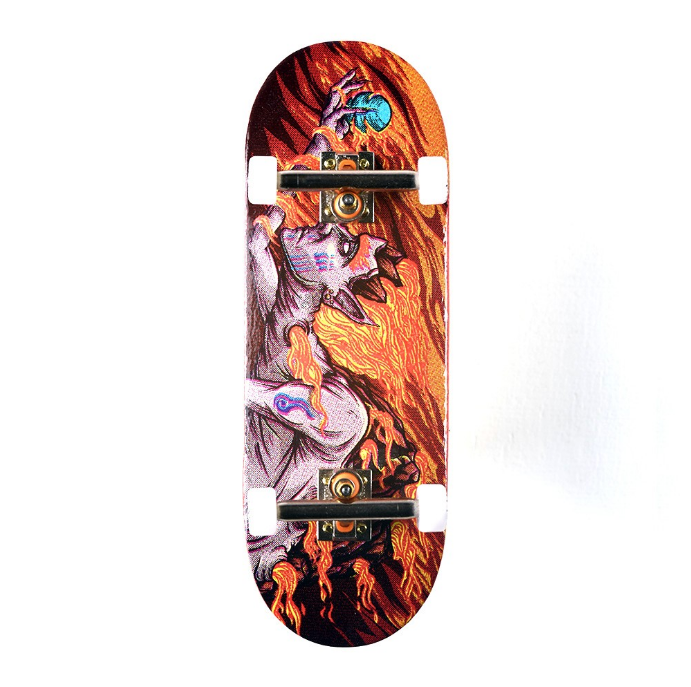 Berlinwood - Bastl Boards Fire Complete Set