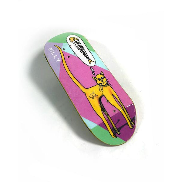 Yellowood White Trash Willy 34mm Professional Wooden