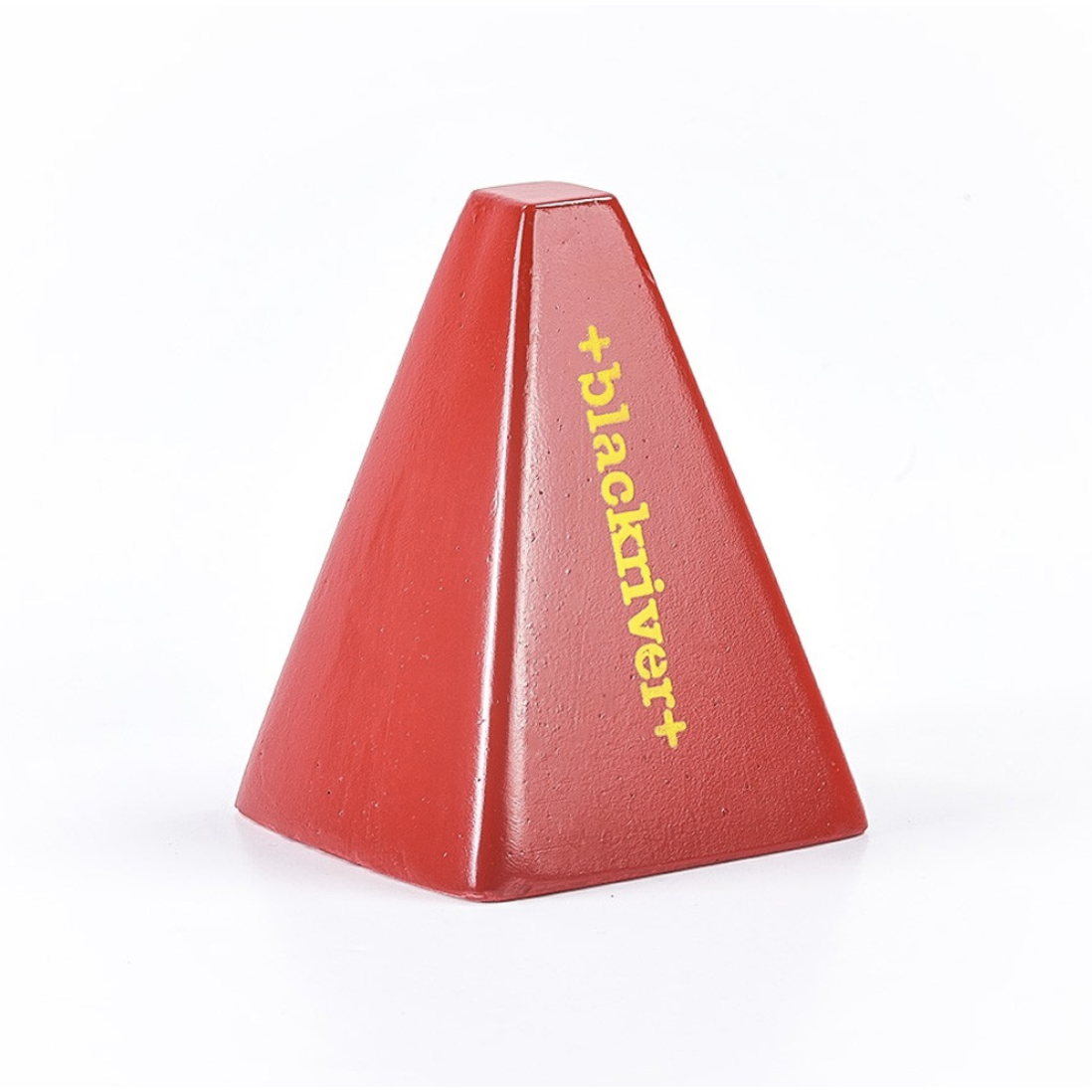 Blackriver ramps - Wallie Pylon Red