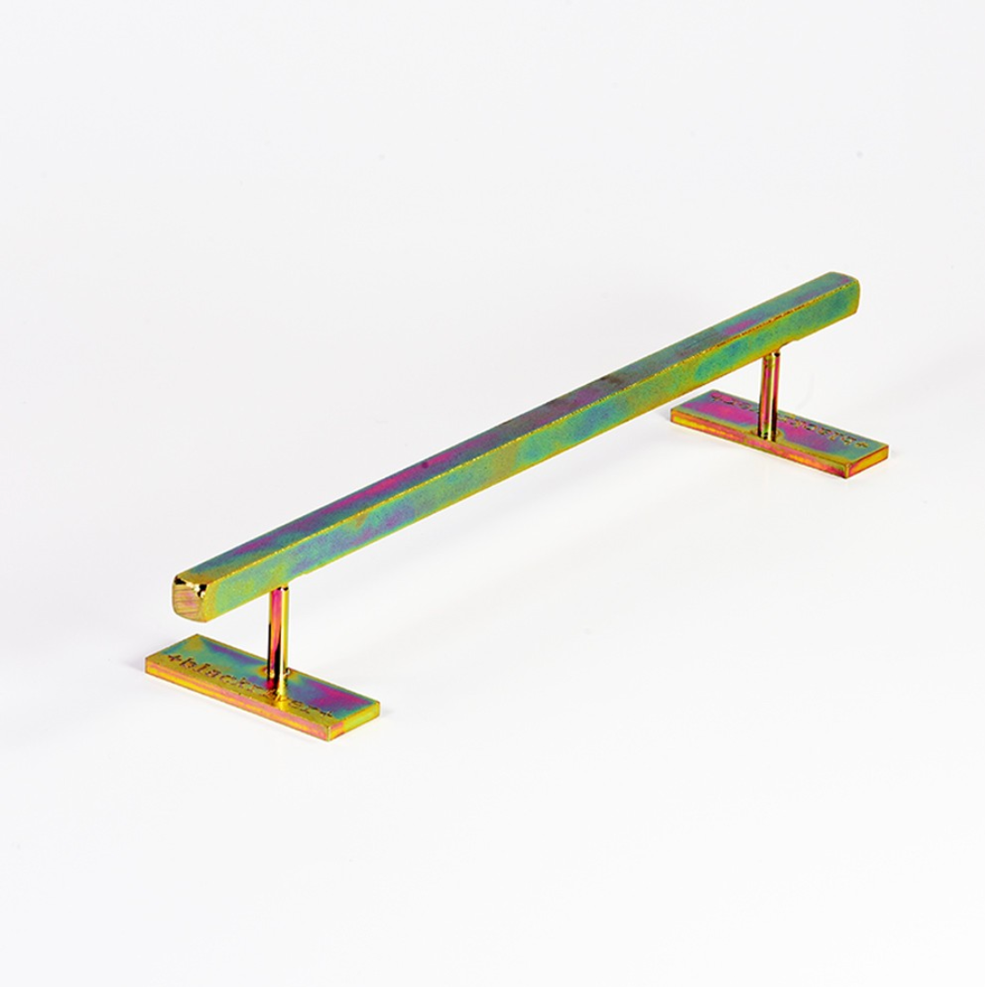 Blackriver ramps - Iron Rail Square Low Gold