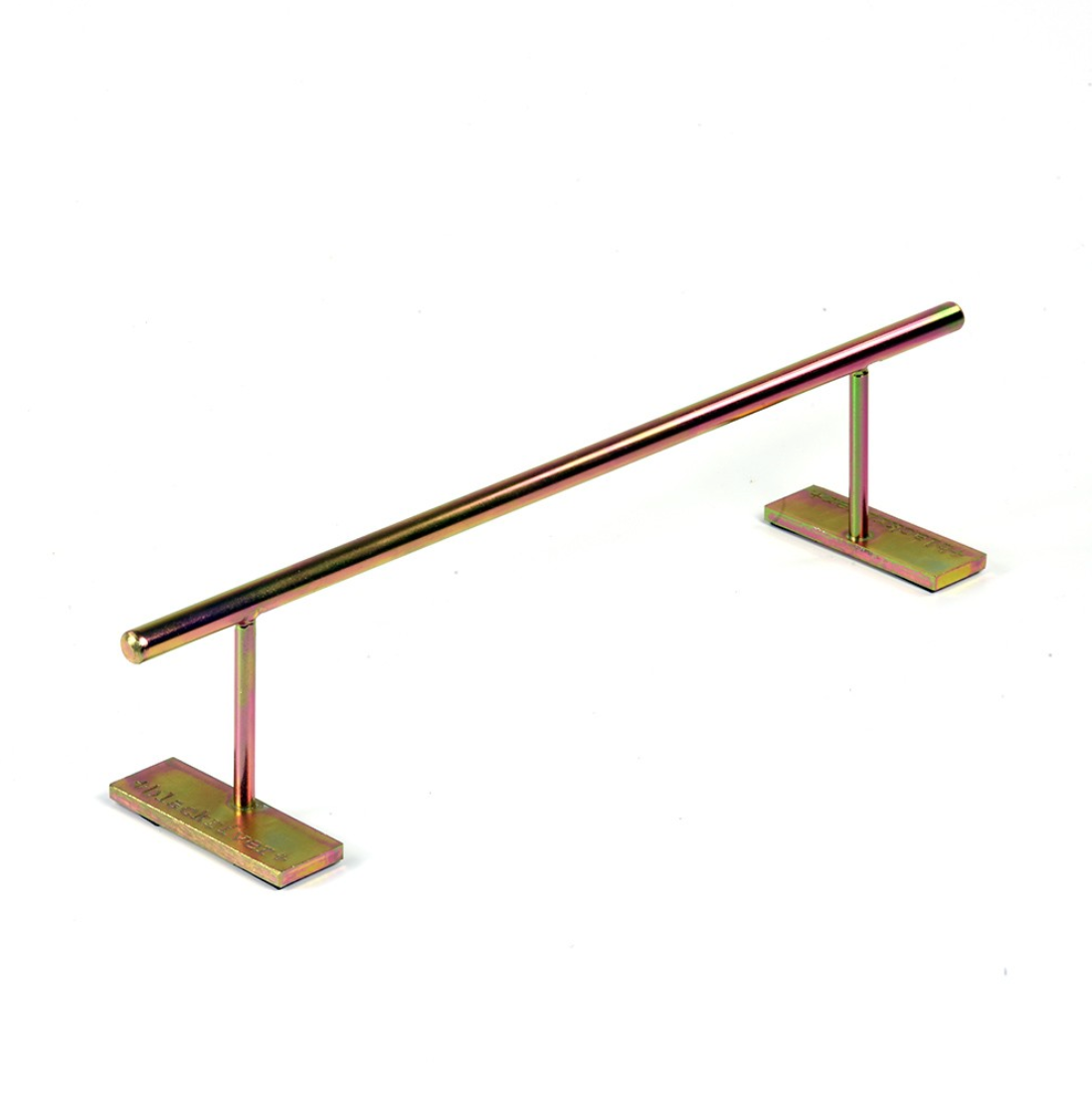 Blackriver ramps - Iron Rail Round Gold