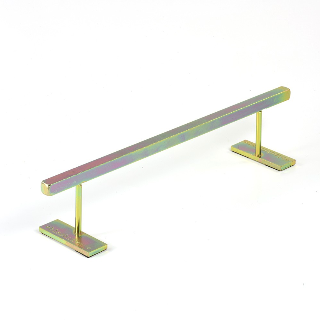 Blackriver ramps - Iron Rail Square Gold