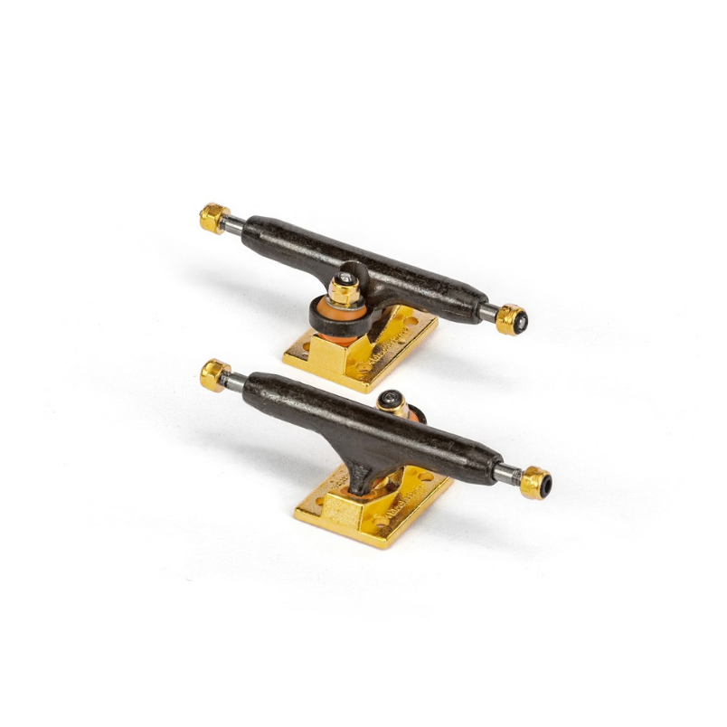 Blackriver Trucks 2.0 - Black/Gold 32mm