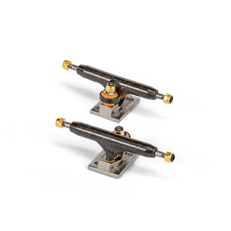 Blackriver Trucks 2.0 - Black/Silver 32mm