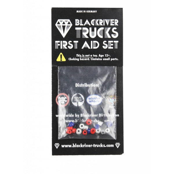 Blackriver Trucks - First Aid Ultimate Bushing Pack