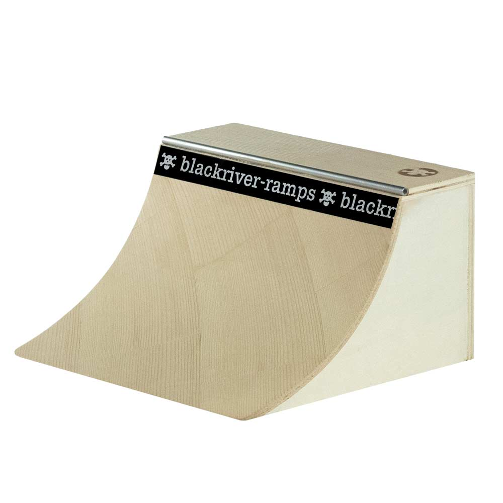 Blackriver ramps - Quarter Pipe
