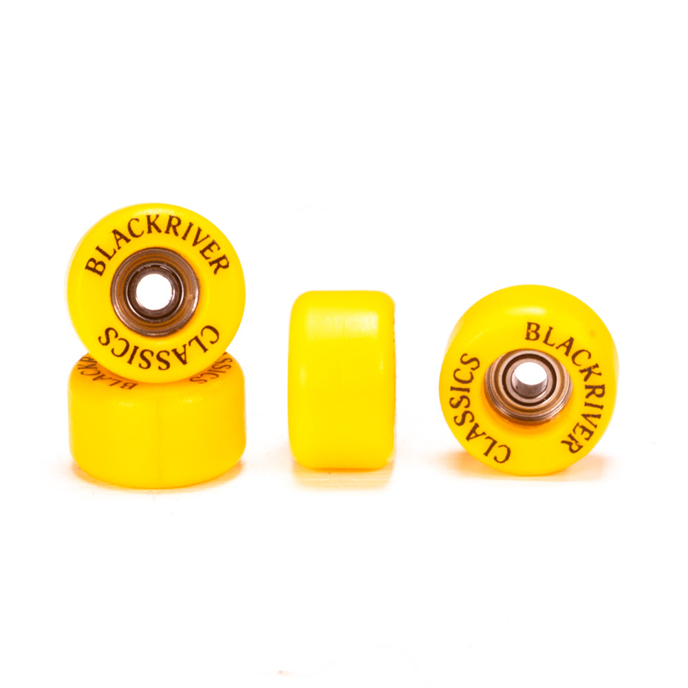 Blackriver Wheels - 'Classics' Sunflower Yellow