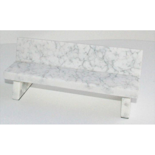 Close Up - Marble Bench All Colours