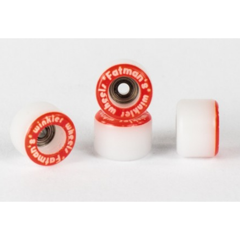 Winkler Wheels - Fatman's White