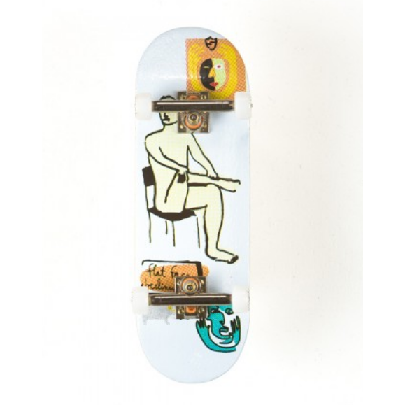 Berlinwood - FlatFace x BW 29mm Complete Set