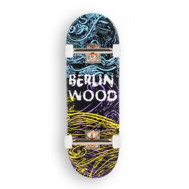 Berlinwood - Gene BW Pattern 29mm Complete Set