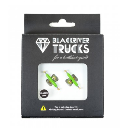 Blackriver Trucks 2.0 - Mean Green 29mm