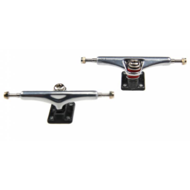 Ytrucks - Chrome/Gunmetal X5 34mm