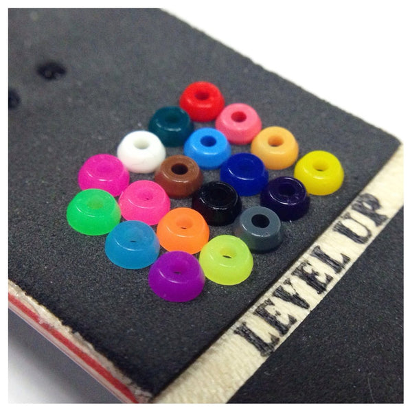 Level Up - Beta Bushings - Fluorescent Yellow