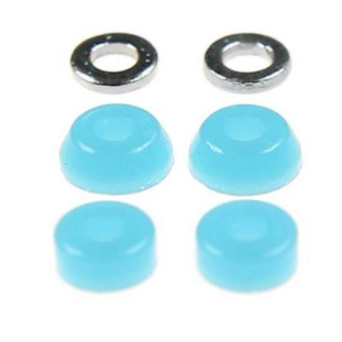 Level Up - Beta Bushings - Fluorescent Blue