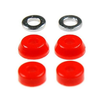Level Up - Beta Bushings - Red
