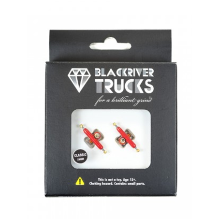 Blackriver Trucks 2.0 - Rad Red 29mm