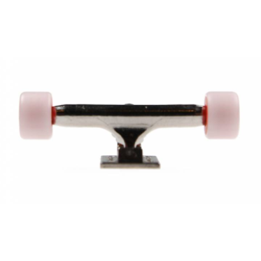FlatFace Wheels - Dual Durometer Red/White
