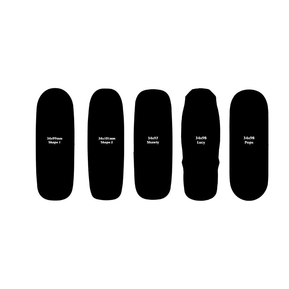 Sorry Decks - Logo Black