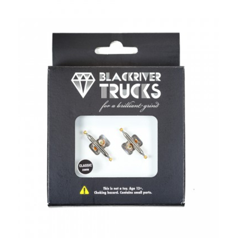 Blackriver Trucks 2.0 - Silver 29mm