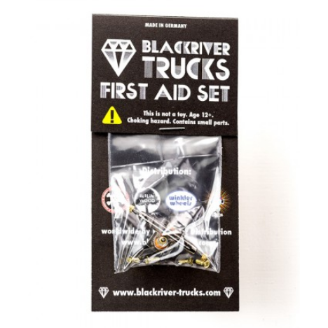 Blackriver Trucks - First Aid Single Truck