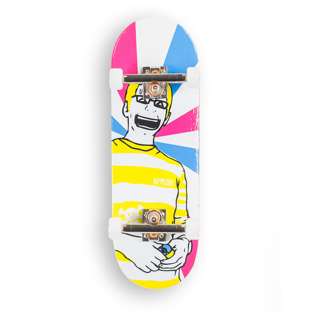 Berlinwood - Afrobi Complete Set 32mm