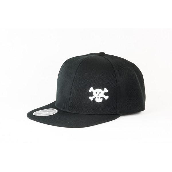 Blackriver - Black Snap-Back Cap