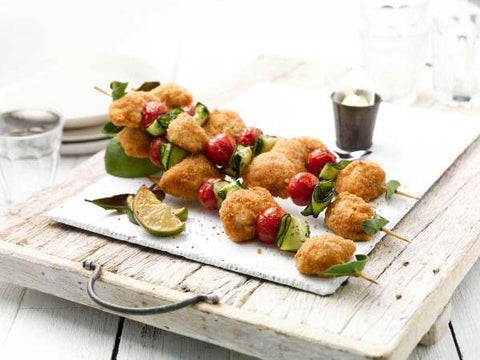 Frozen Whole Scampi Tails