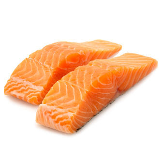 4 Salmon fillets