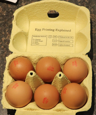 Fresh Eggs £3 for 1 dozen