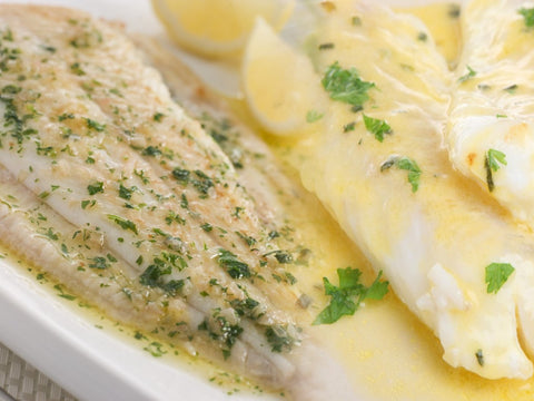 2 Haddock & 2 Lemon Sole (mix & match)