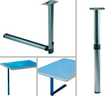 Mid Folding Table Leg