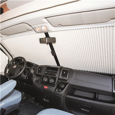 Remifront Internal Windscreen Blinds Grey- Ducato 2007-2011