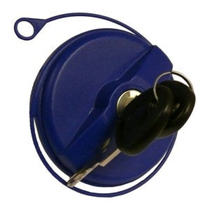 FAP Water Cap With Barrell & Keys - Blue
