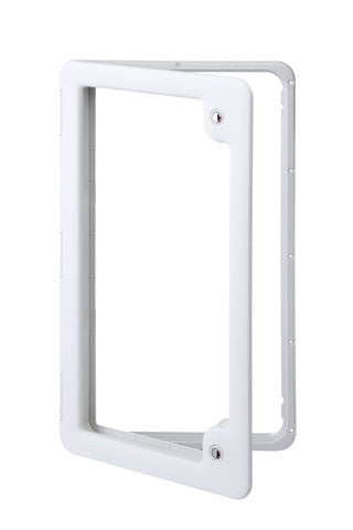 Thetford Service Door 4 White