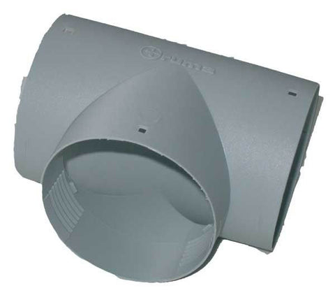 Truma T-Pipe TS Ducting Blown Air Heater Fitting