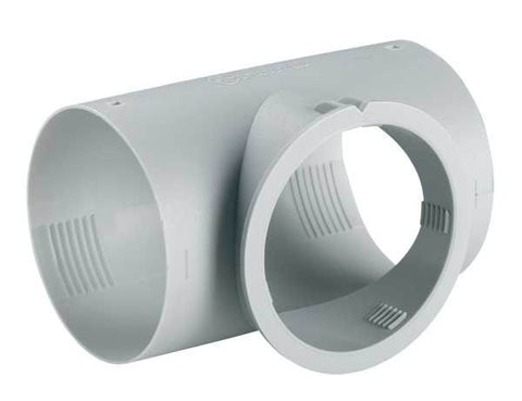 Truma T-Pipe LT Ducting Blown Air Heater Fitting
