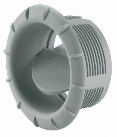 Truma Heating End Outlet Grey