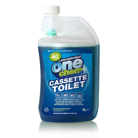 One Chem Top & Bottom Toilet Fluid 1L
