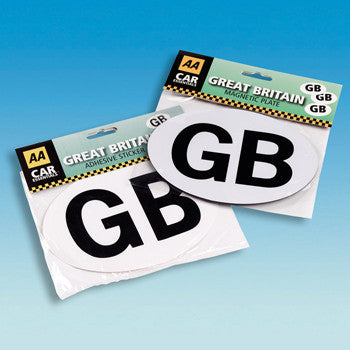 GB Sticker - Magnetic