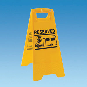 Reserved Pitch Sign