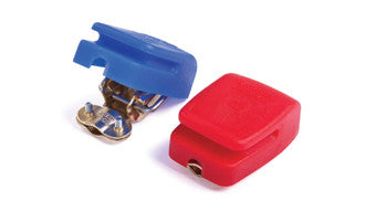 Brass Battery Clamps - Quick Release