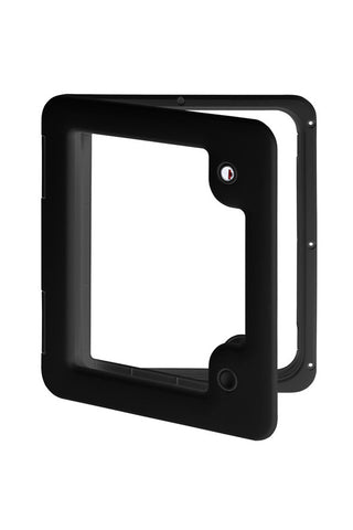 Thetford Service (Toilet) Door 3 (Black)