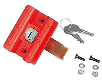 Fiamma Ultra Box Lock & Keys (Pair)