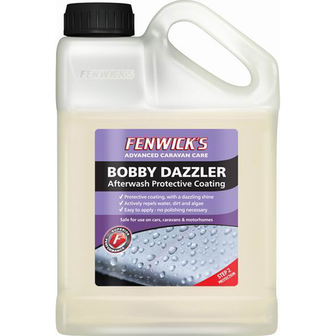 Fenwicks Bobby Dazzler - Afterwash Coating Caravans/Motorhomes