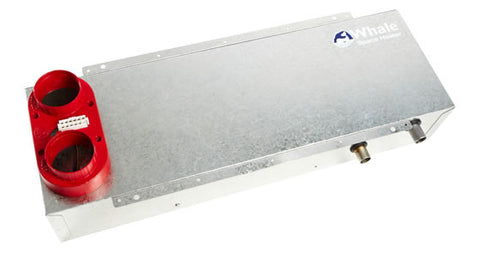Whale Dual Gas/Electric Underfloor Heater