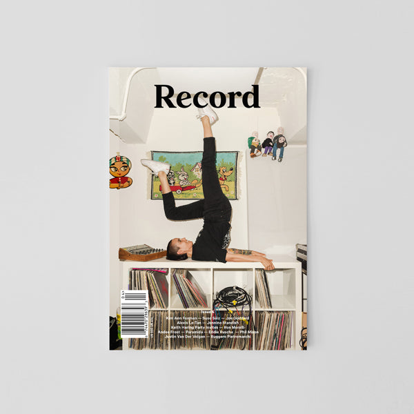 Record Culture Magazine - Issue 4