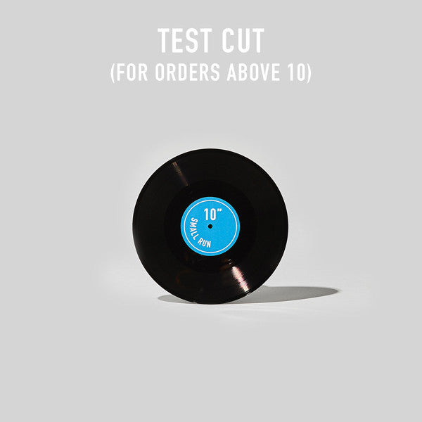 "TEST CUT 12"" 10"" 7"" - For orders above 10 units"