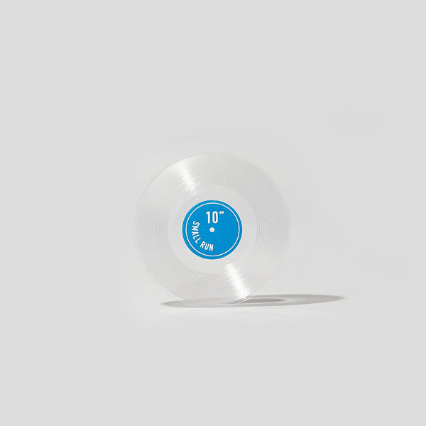 "10"" Record - Clear"